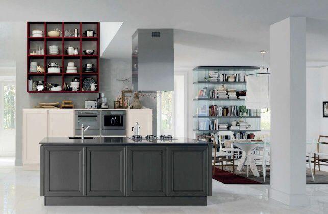 Veneta cucine elegante | Kitchens | Küche, Küchendekoration ...
