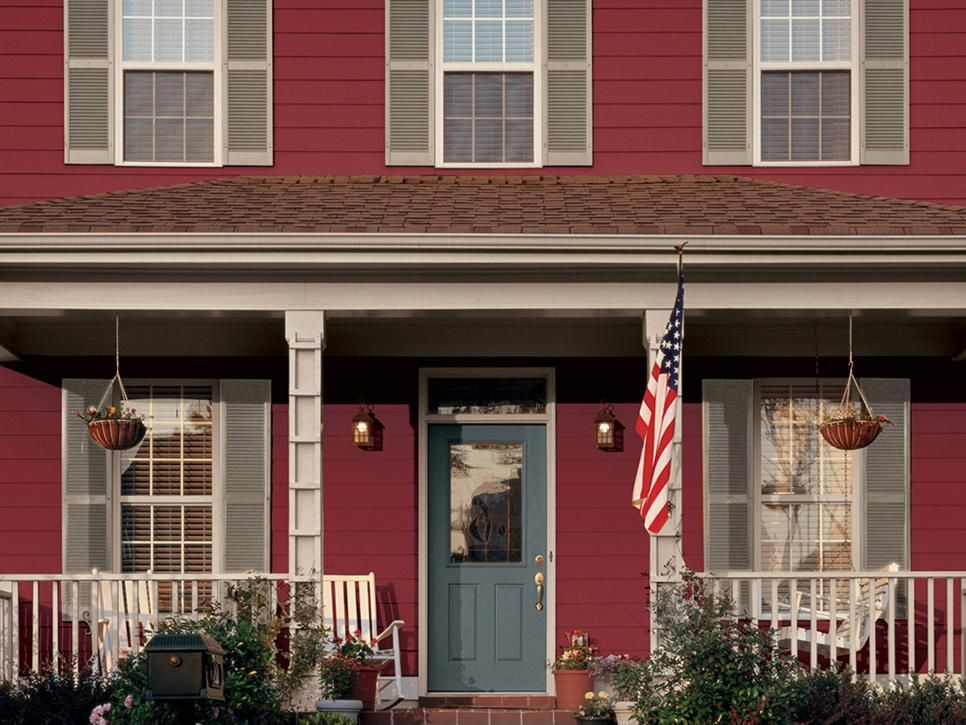 Cool 28 Inviting Home Exterior Color Ideas Traditional Warm And Largest Home Design Picture Inspirations Pitcheantrous