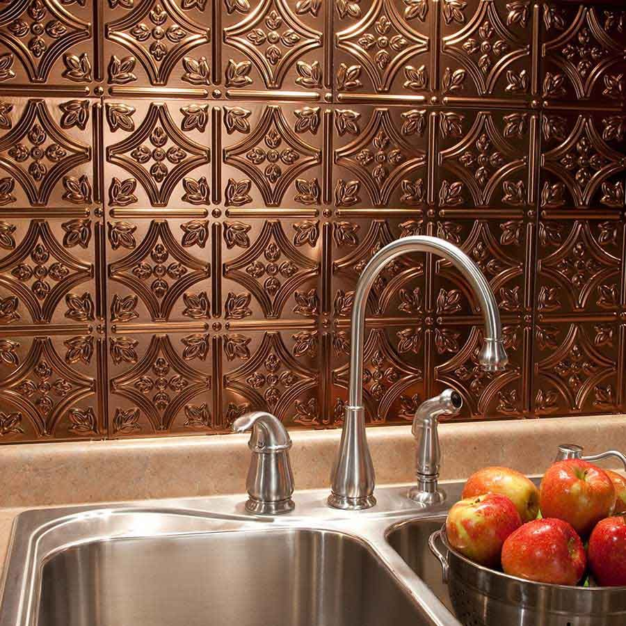 Picture of fasade backsplash traditional 1 in oil rubbed bronze picture of fasade backsplash traditional 1 in oil rubbed bronze dailygadgetfo Image collections