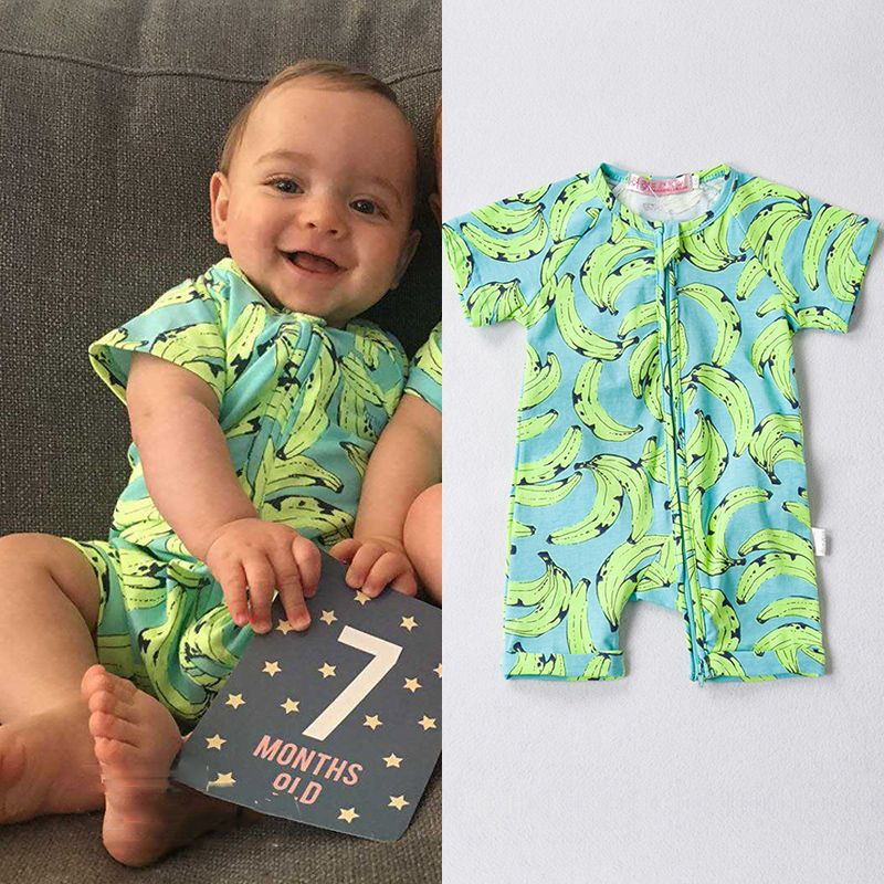 05dbc47409a3 Click to Buy    Newborn Baby Boys Summer Clothes Beach Little Boy ...