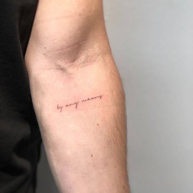 Pin En Tattoo Quotes