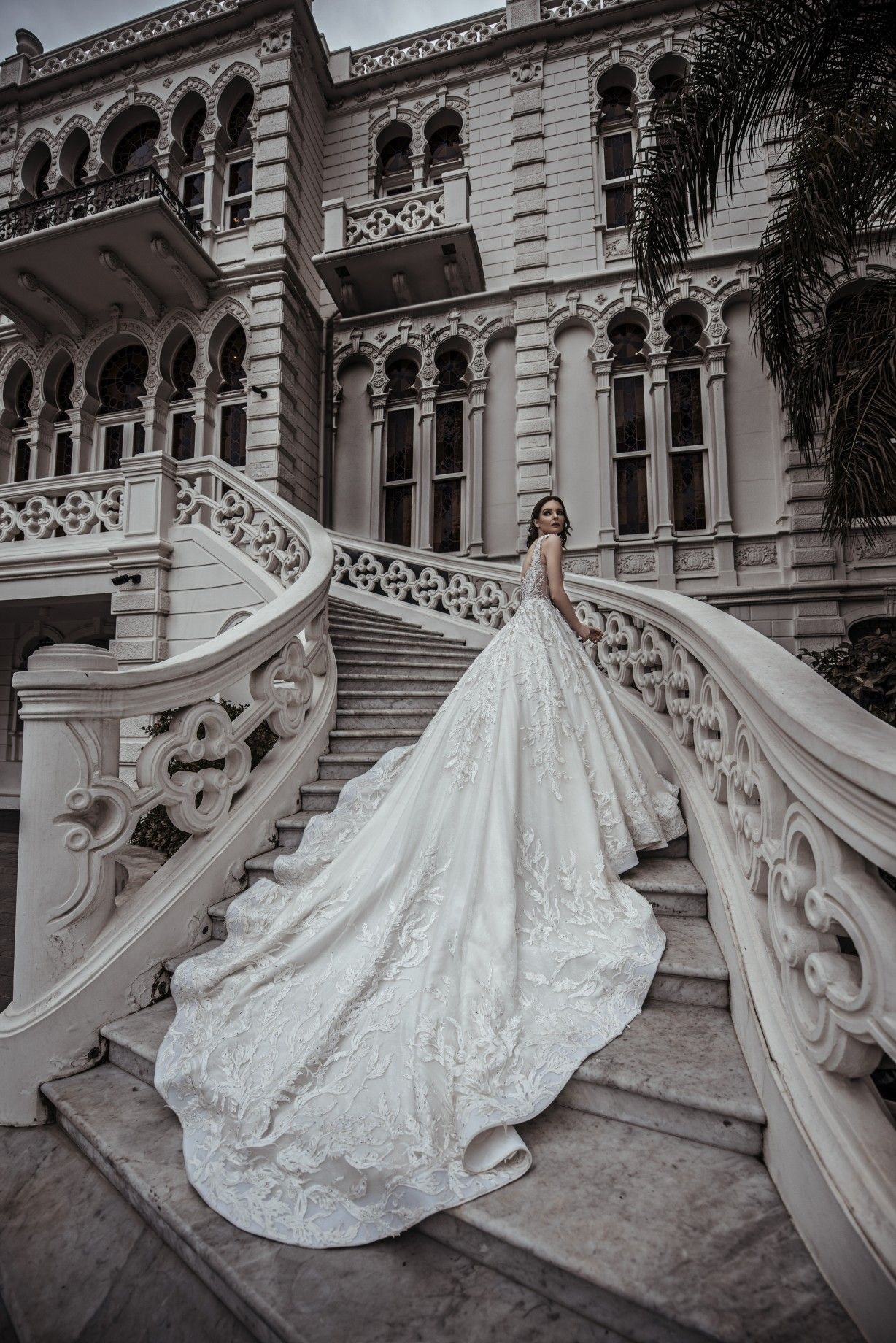 Hilda couture wedding dresses  toumajeancouture  Toumajean Couture  Pinterest  Couture