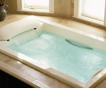 High Quality Waterfall Bathtub At Http://www.awesomeinventions.com/  Code
