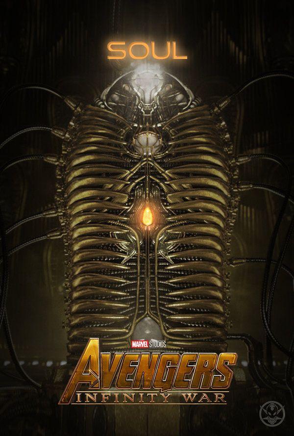 Soul Stone Marvel Infinity Marvel Superheroes