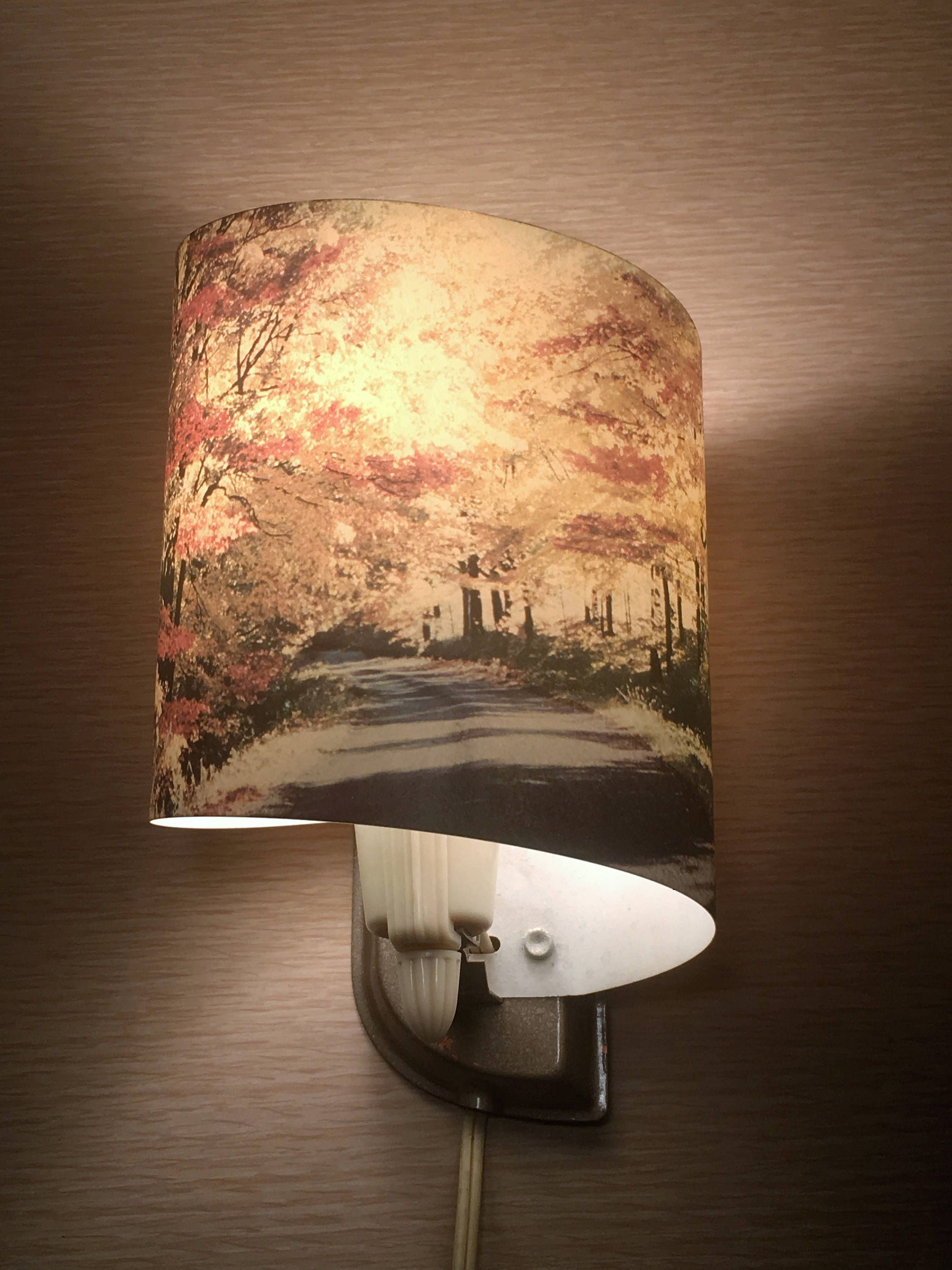 Coz 1light Wall Sconce Lighting With White Fabric Shade Wall Mount Lamp In Nickel Finish Wall S Wall Mounted Lamps Wall Sconce Lighting Bathroom Light Fixtures