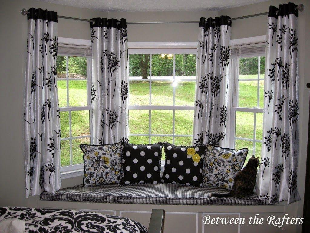 id e de rideaux pour salon id e d co pour salle de s jour pinterest rideaux pour salon. Black Bedroom Furniture Sets. Home Design Ideas