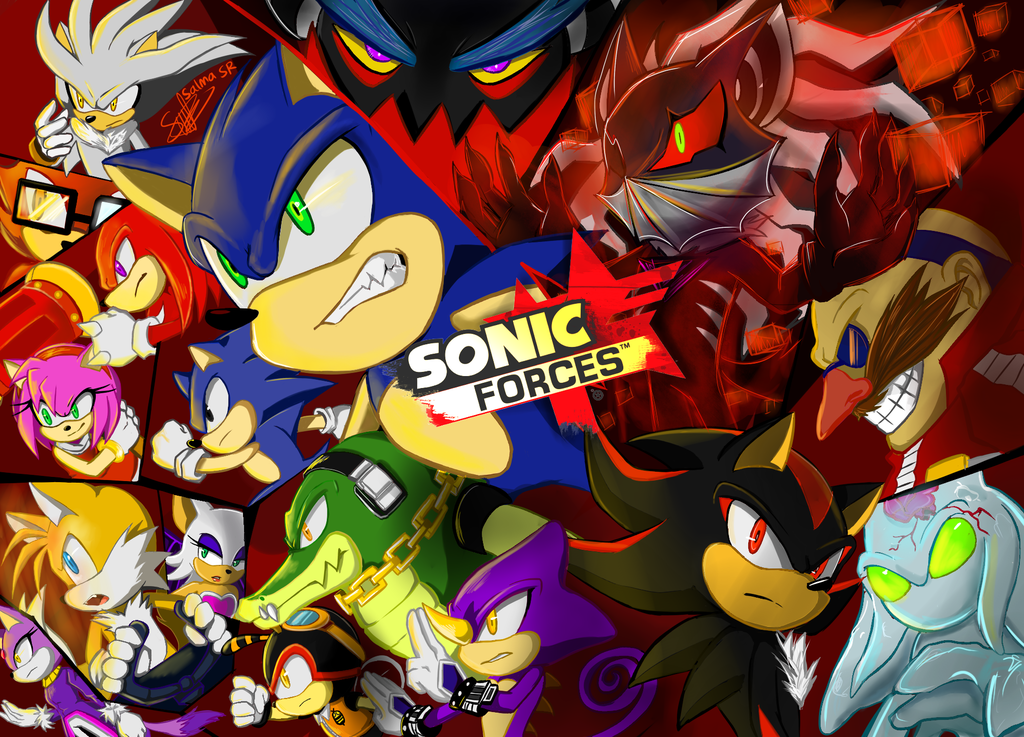 Join The Resistance By Tydethehedgehog Deviantart Com On Deviantart Sonic Sonic The Hedgehog Sonic Art