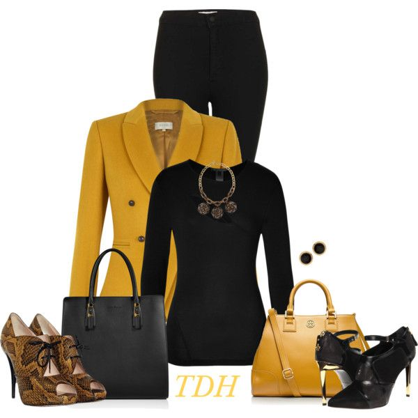 One Look...Two Ways, created by talvadh on Polyvore