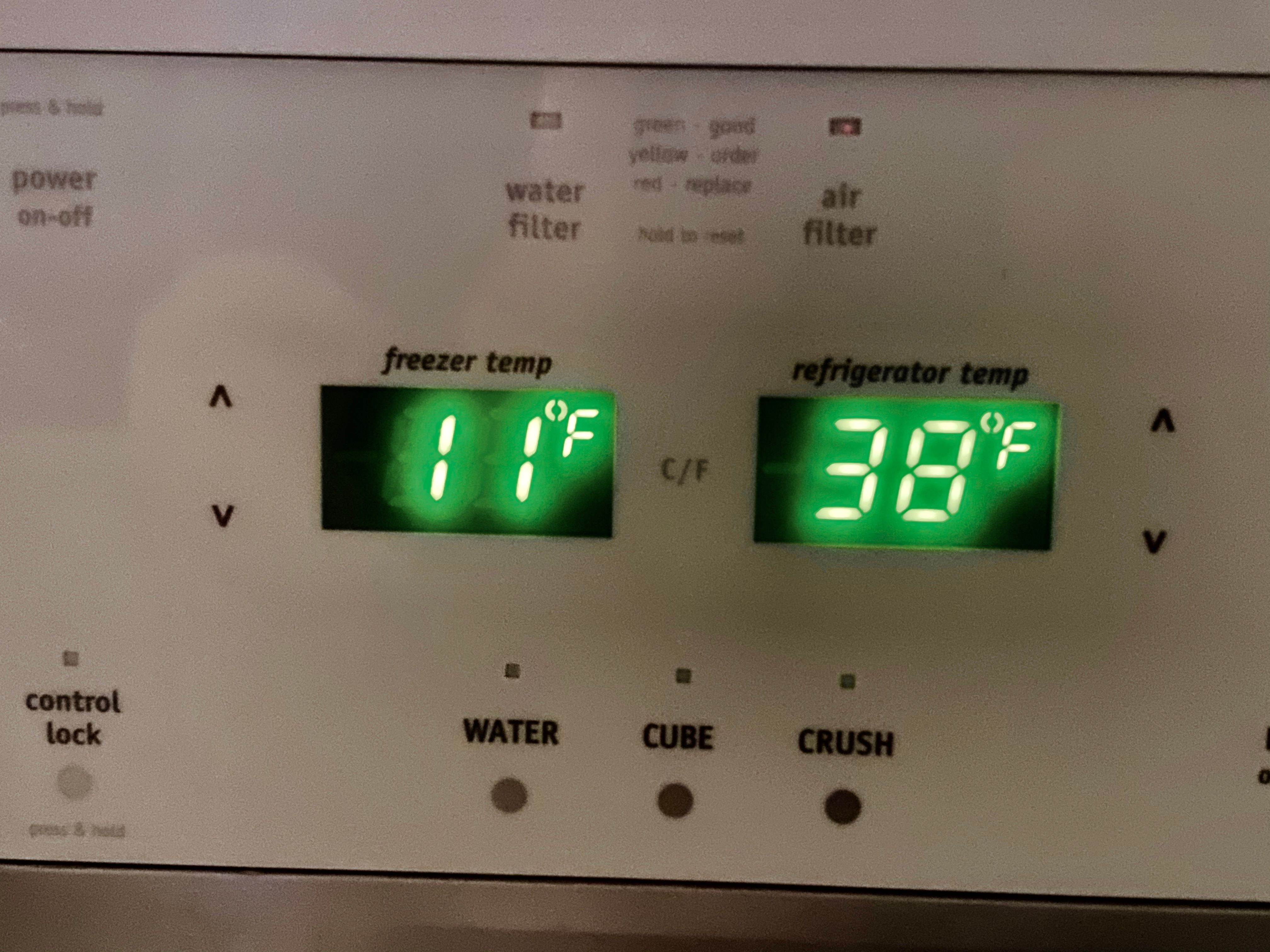 My Freezer Is Failing And It Seems To Be Speaking To My Inner Geek