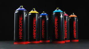 Resultado de imagen para latas para graffiti marcas