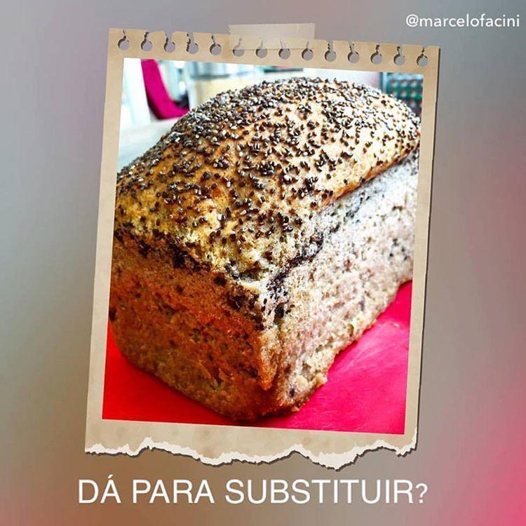 Você tem dúvidas em como substituir ingredientes nas receitas? Esse post do padeiro gluten free Marcelo Facini pode te ajudar! Não deixe de conferir Receitas Especiais no nosso blog!   Acesse: https://www.emporioecco.com.br/blog/receitas/