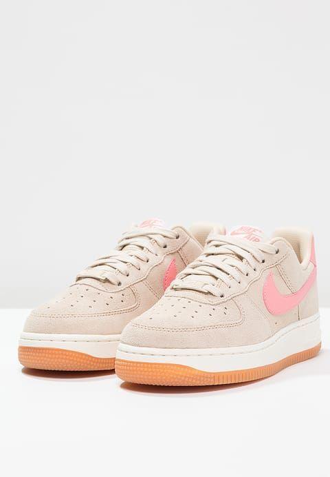 brand new 9f73c b591c ... Zalando  Nike Sportswear AIR FORCE 1 07 SEASONAL - Baskets basses -  oatmeal bright melon ...