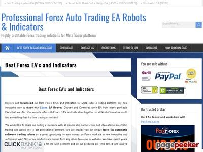 Forex Ea Robots Downloads For Mt4 Stuffeddaily Robot Online