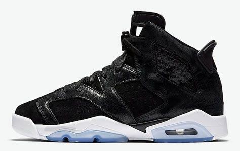 307181ca00c air-jordan-6-heiress-black-suede-release-date-1 | dope | Nike air ...