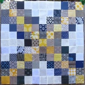 The X Marks the Spot Quilt Block is truly a treasure. Irish chain quilt blocks are so popular, but this one is unique because it is a triple Irish chain quilt block pattern. You will need a lot of scrap fabric to complete this project, but it's worth