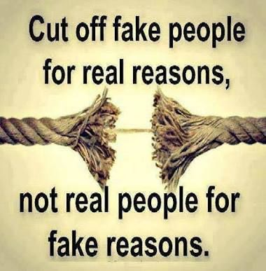 How To Identify Fake Friends and Fake People Fair weather or