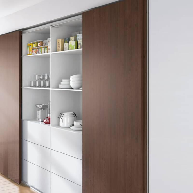 Hettich Topline L Sliding Door System In 2020 Sliding Door Systems Sliding Doors Home Goods Decor