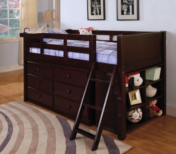 For Jackson Great Space Saver Twin Loft Bed Loft Bed Kids High Beds