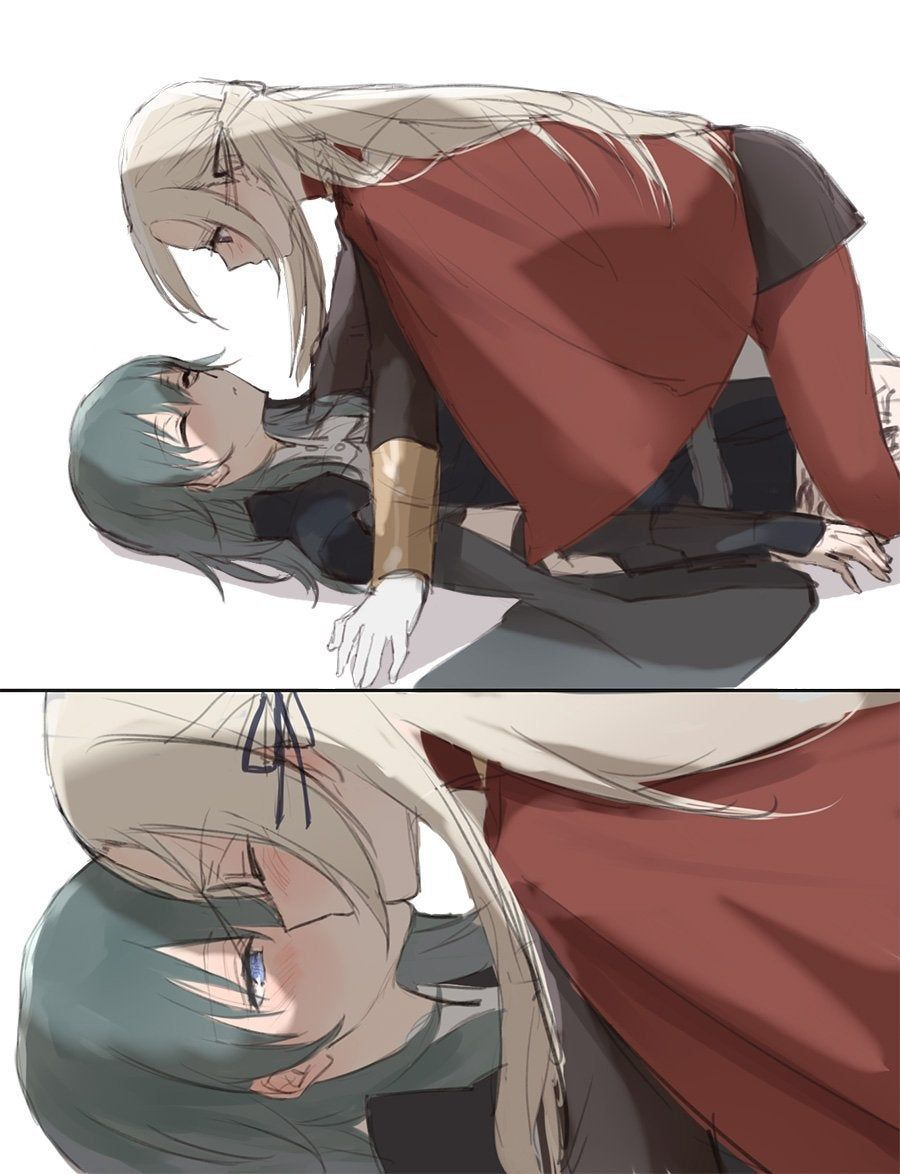 Slaps Byleth Down And Aggressively Kisses Fire Emblem Wholesomeyuri Fire Emblem Fire Emblem Characters Fire Emblem Wallpaper