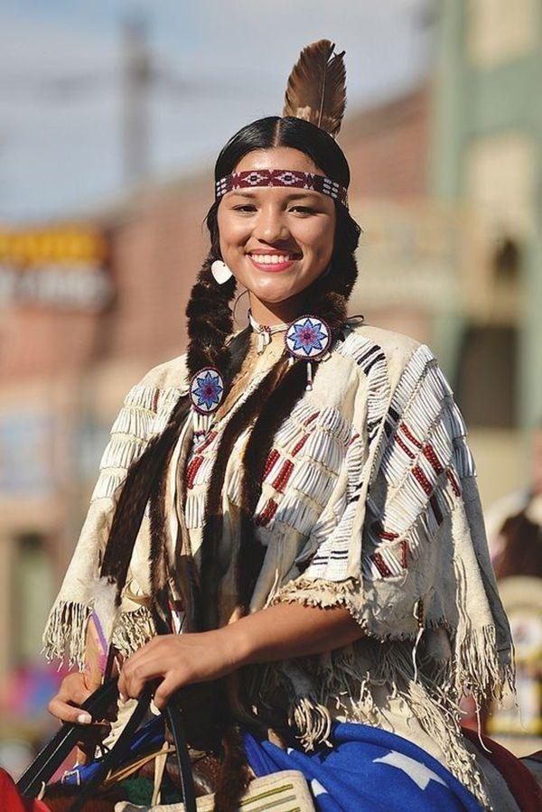 Native American Indian –   -