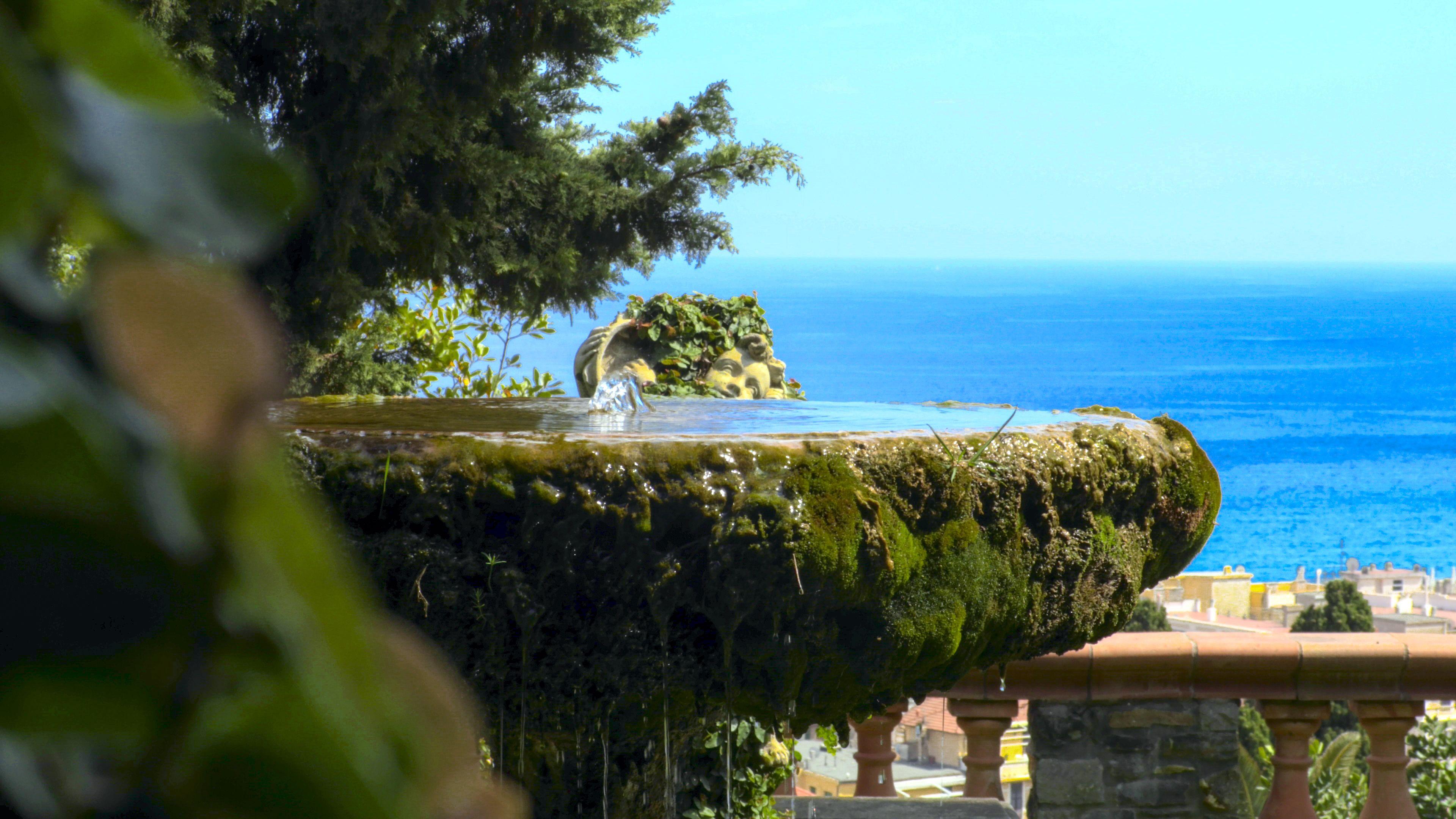 I Giardini di Villa della Pergola ad Alassio Giardino