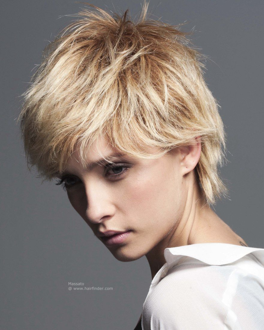 hairstyles9 short haircut with layered neck g