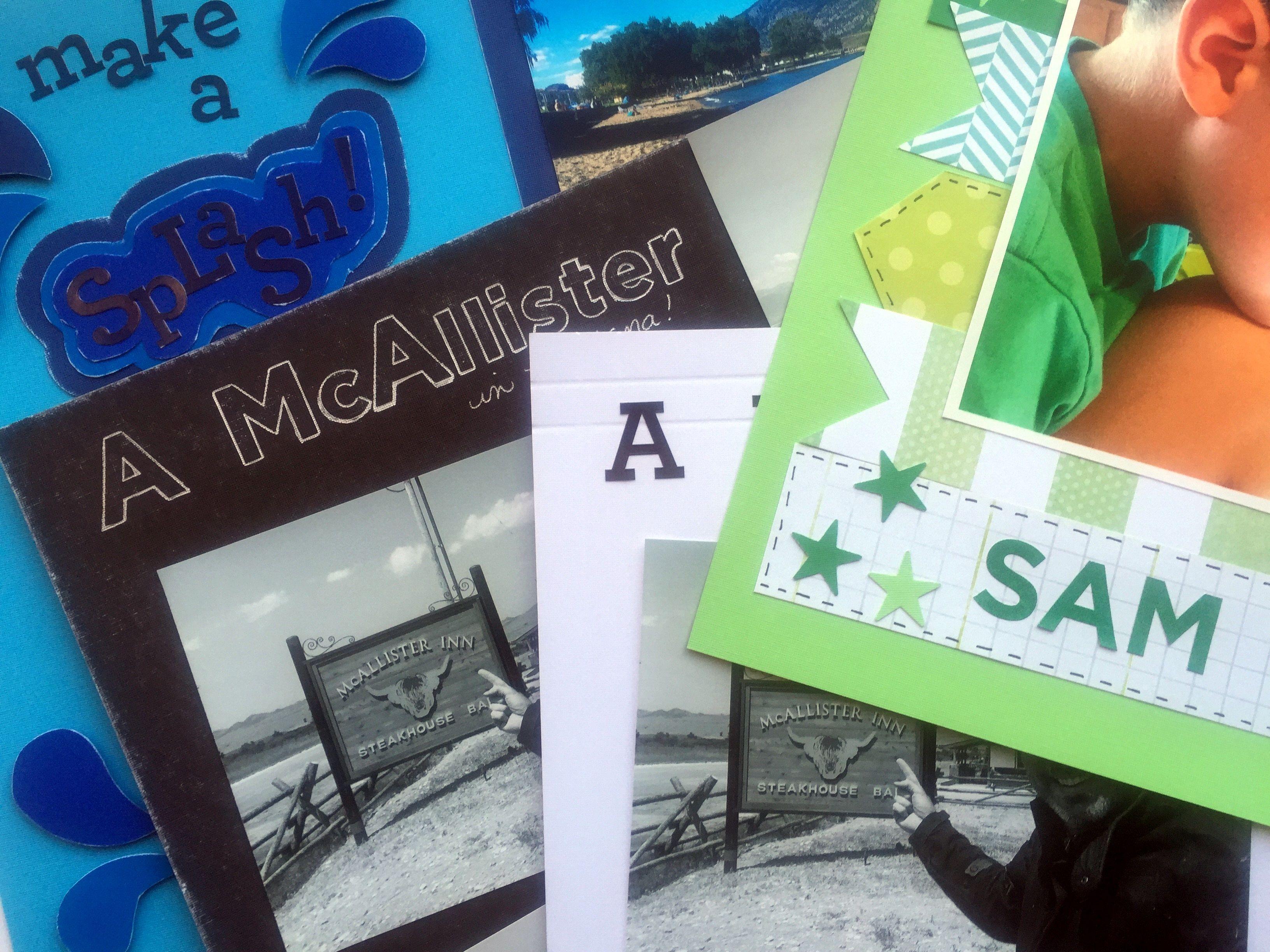 Scrapbook ideas creative memories - Creative Memories Blog