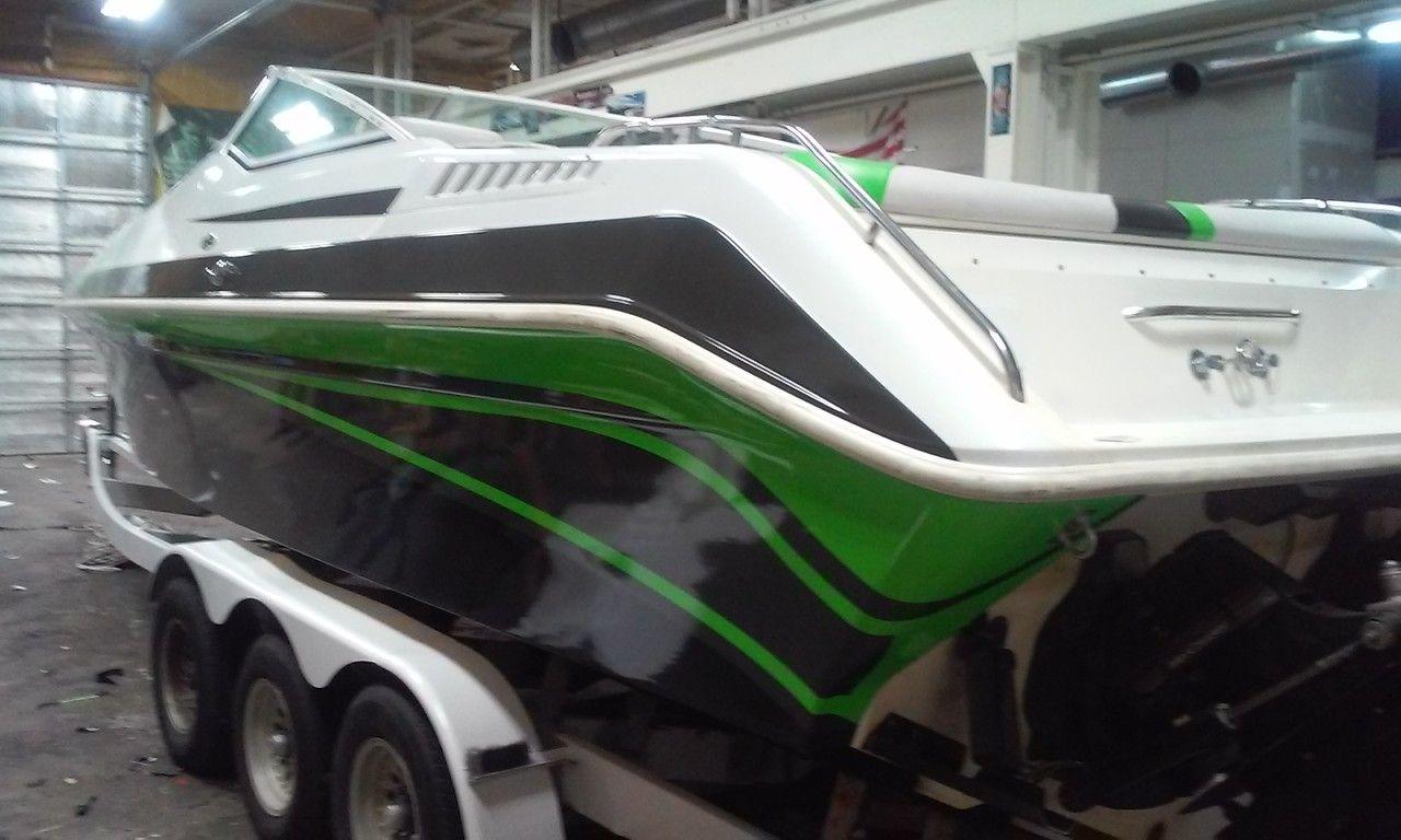 Boat Wraps Skinzwraps Boat Wraps Boat Fountain Boats