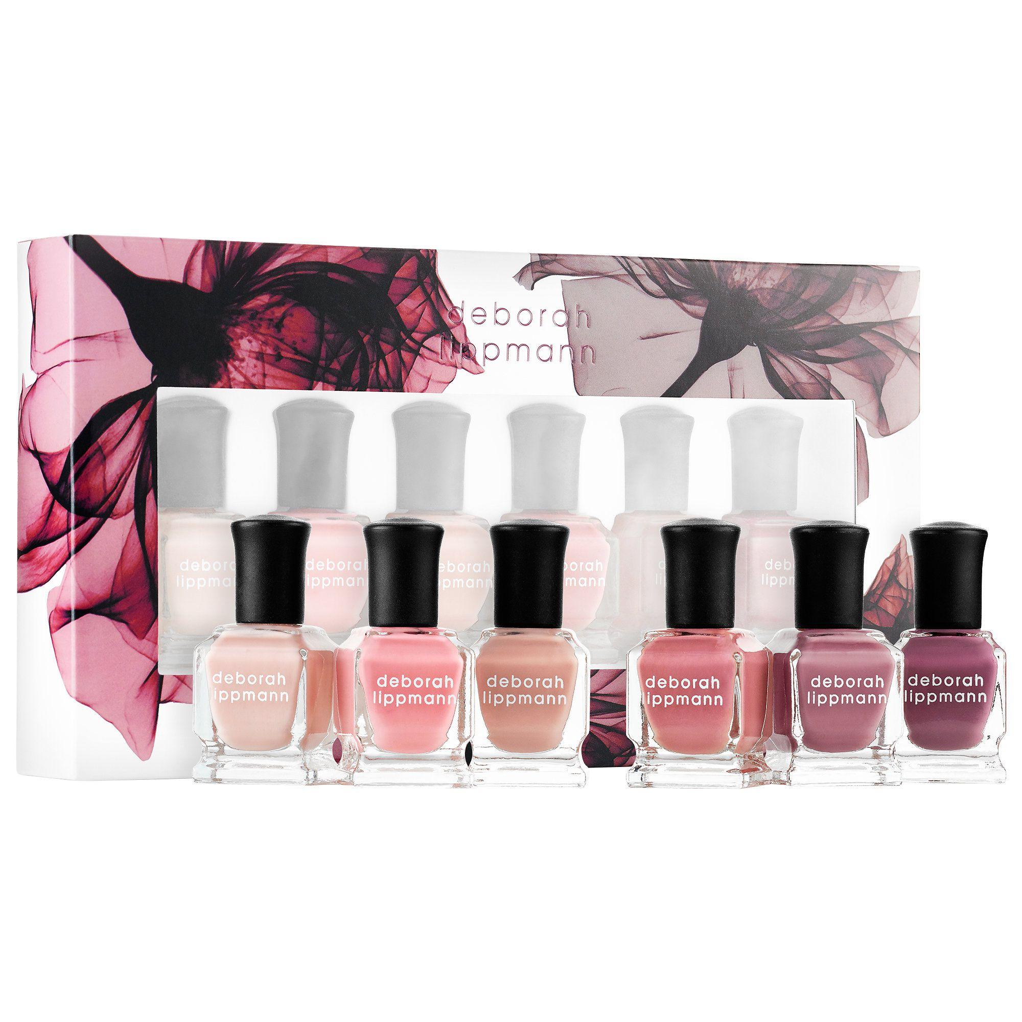 Shop Deborah Lippmann\'s Bed of Roses Nail Polish Set at Sephora. It ...