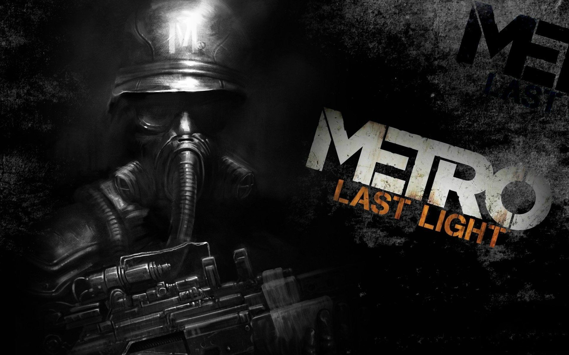 Metro puter Wallpapers Desktop Backgrounds 1920—1080 Metro 2033