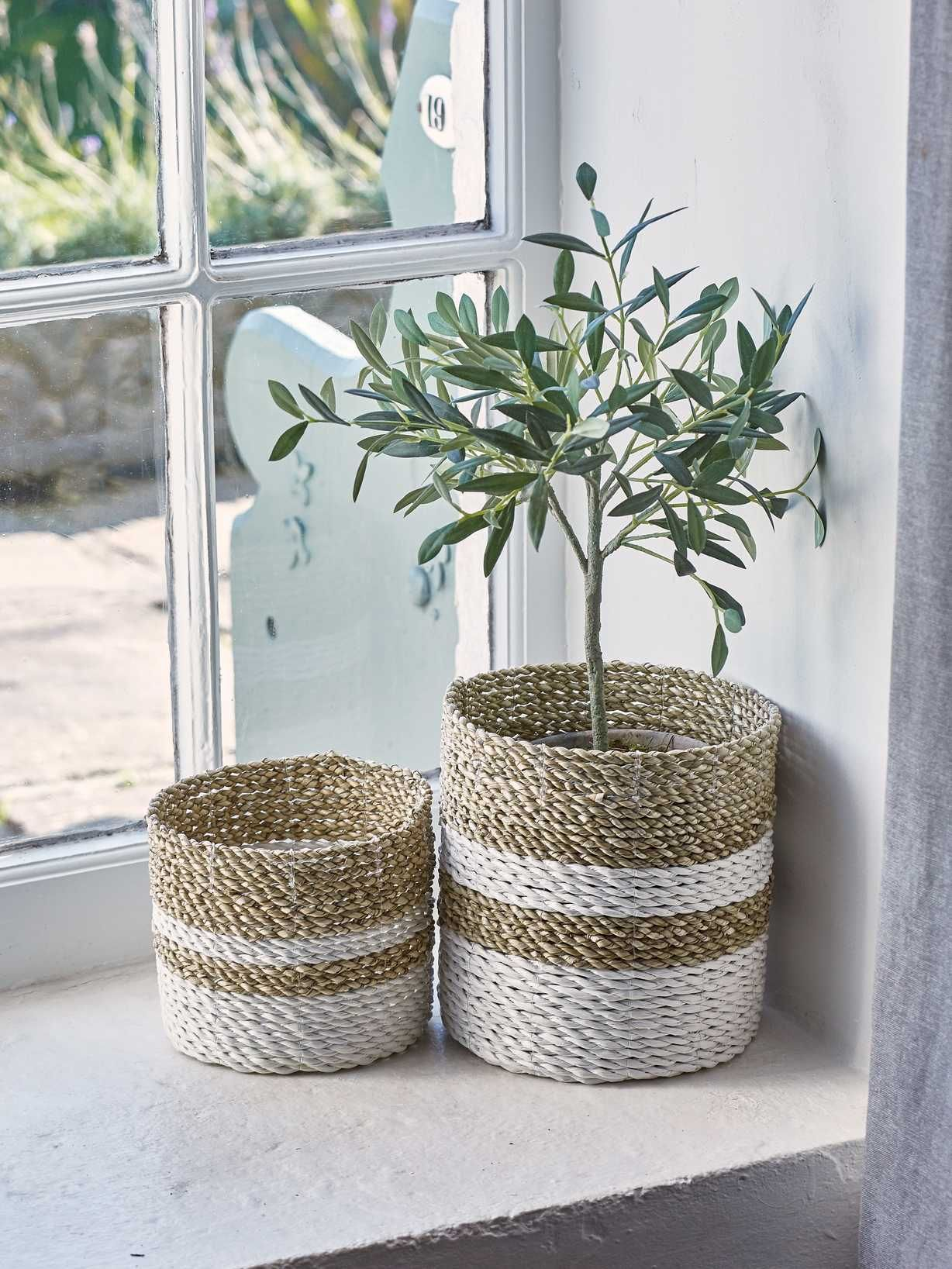 Comment Fabriquer Un Terrain De Basket seagrass basket set | storage baskets diy, diy shelves