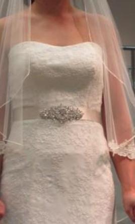 Allure Bridals 2561, find it on PreOwnedWeddingDresses.com