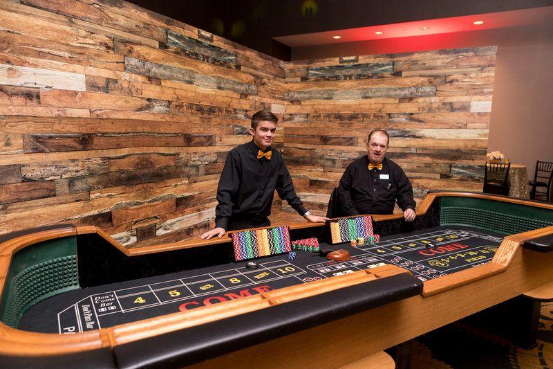 Casino game event rentals event design speakeasy