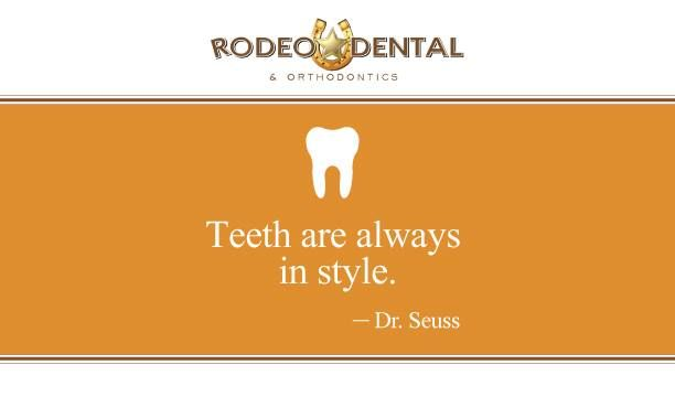 Always stay in style! #Smile #RodeoDentalTX