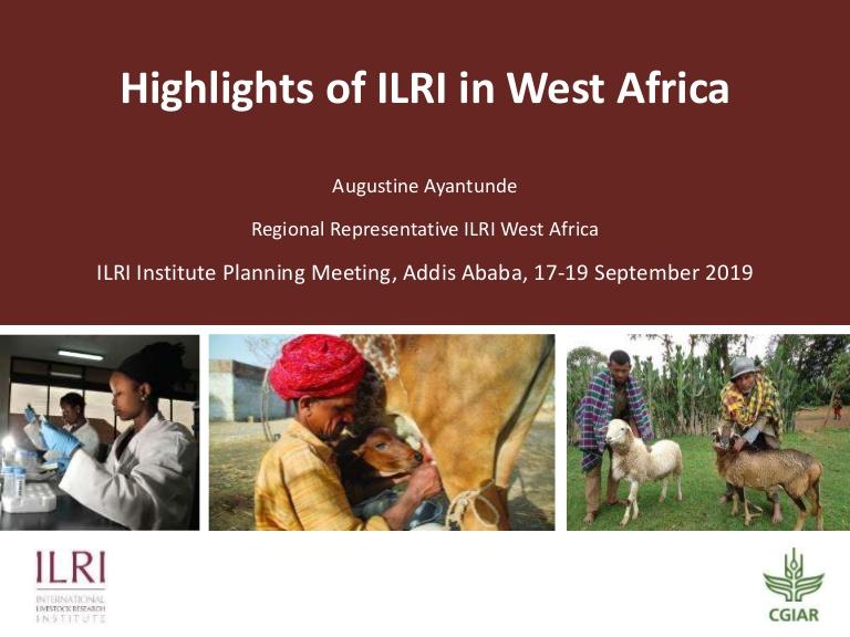Pin on *ILRI Presentations Staff & Partners