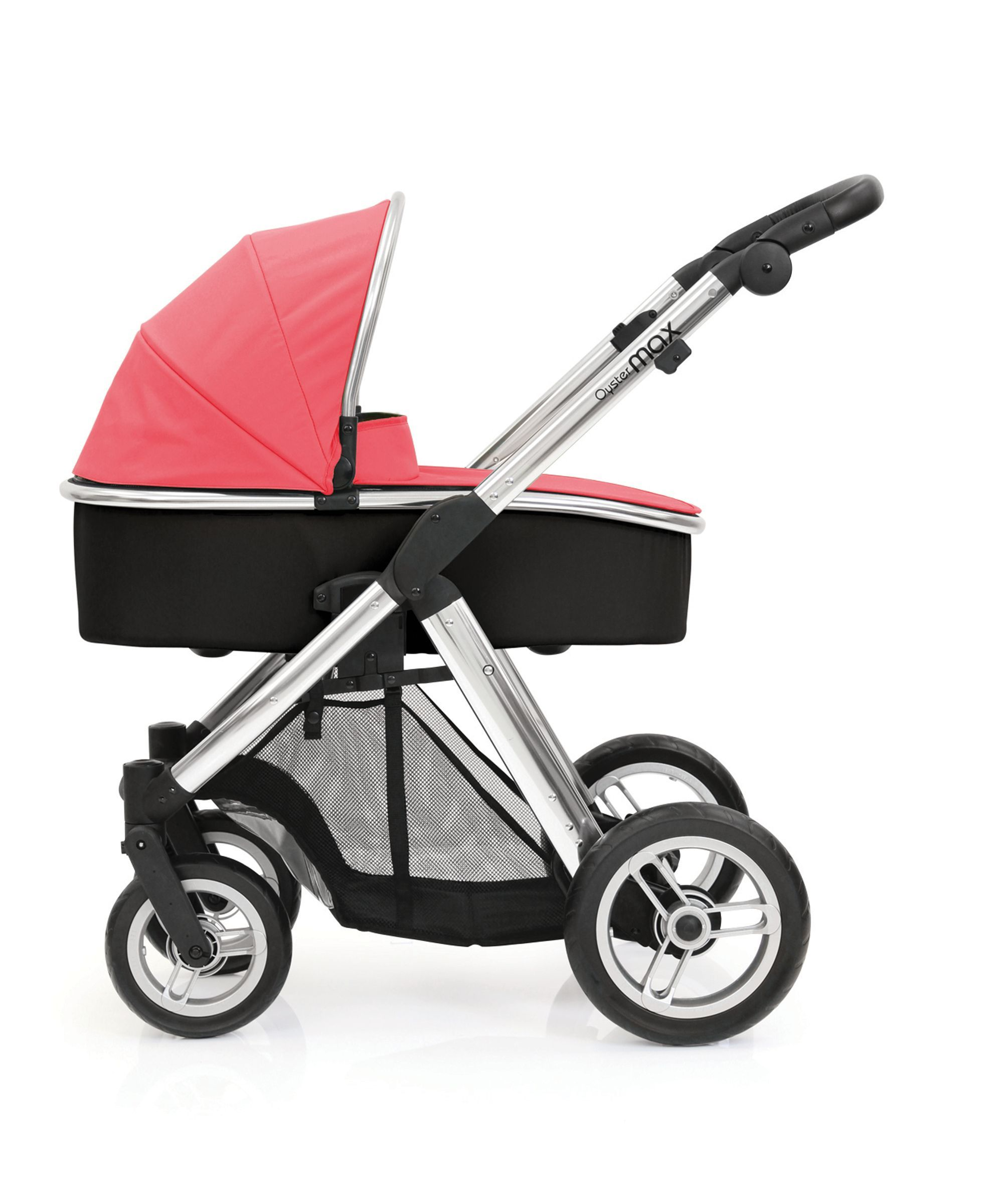 Oyster 2 Oyster Max Carrycot Colour Pack Coral