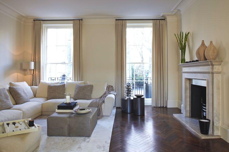 Luxury-Property-Design-England-13 LIVING ROOM VIP Pinterest