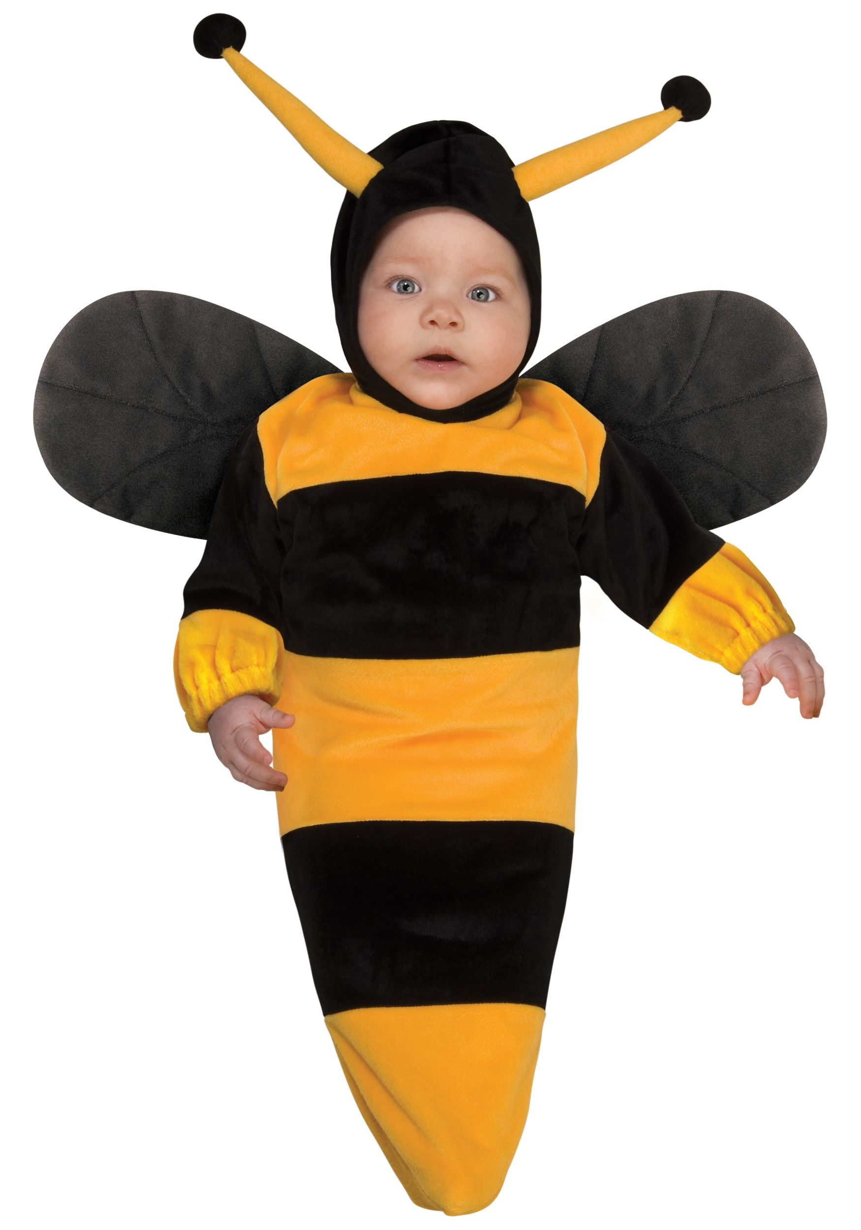 Newborn Lil Bumble Bee Costume  sc 1 st  Pinterest : baby bee halloween costume  - Germanpascual.Com