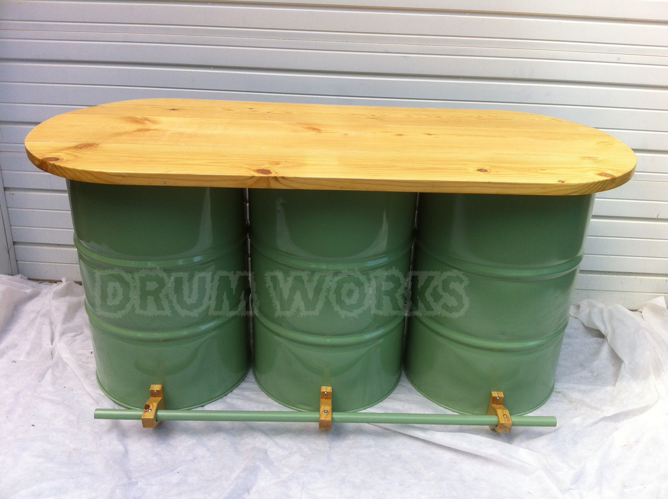 Our newest model of bars is a bit more conventional three for Barra bar vintage