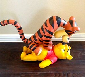 winnie the pooh statues for sale | Disney-Big-Fig-Winnie-the-Pooh-Tigger-Statue-Walt-Disney-Resorts ...