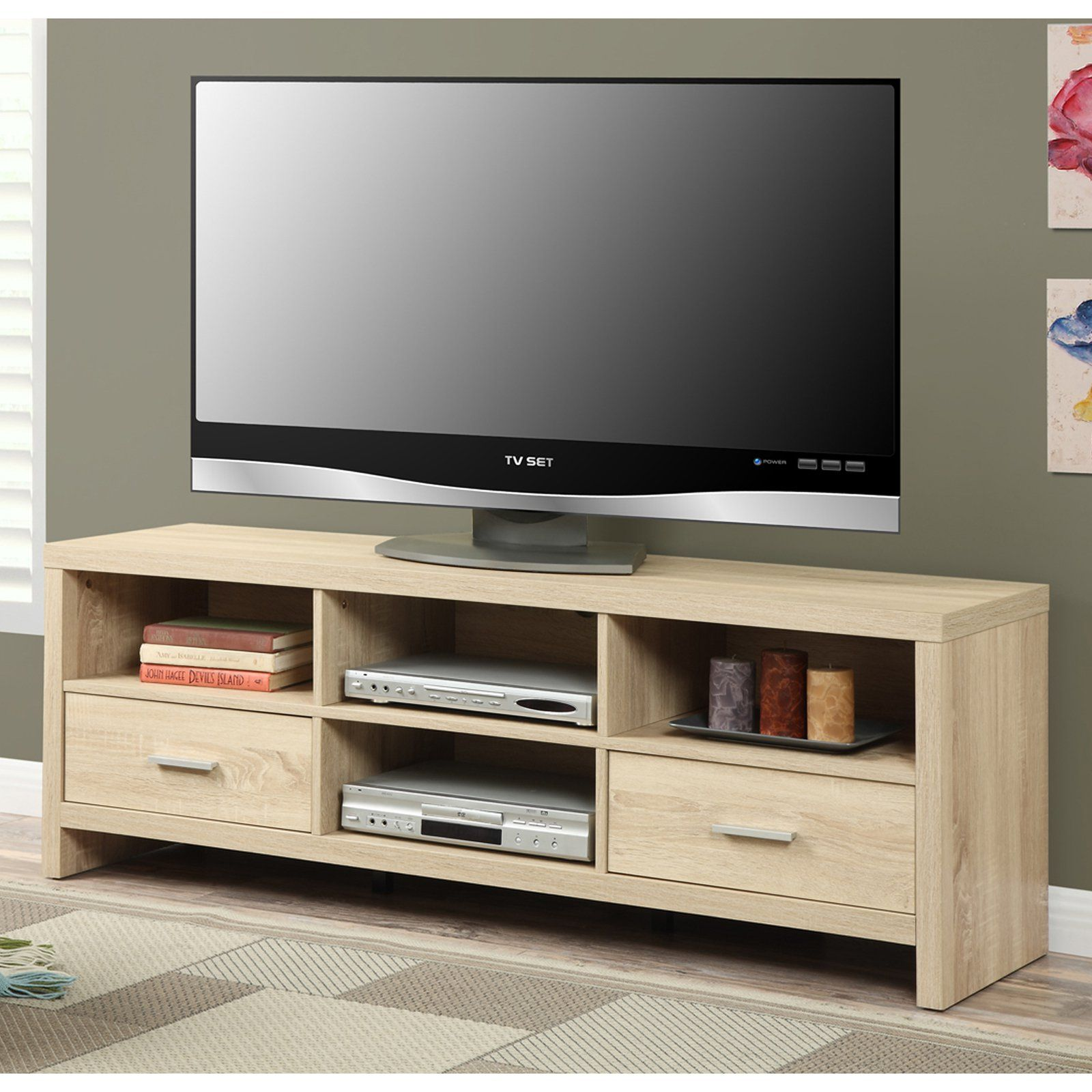 Convenience Concepts Key West 60 In Tv Stand 60 Tv Stand Tv Stand White Tv Stands