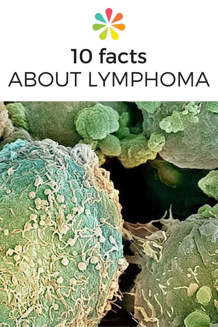 10 Essential Facts About Lymphoma