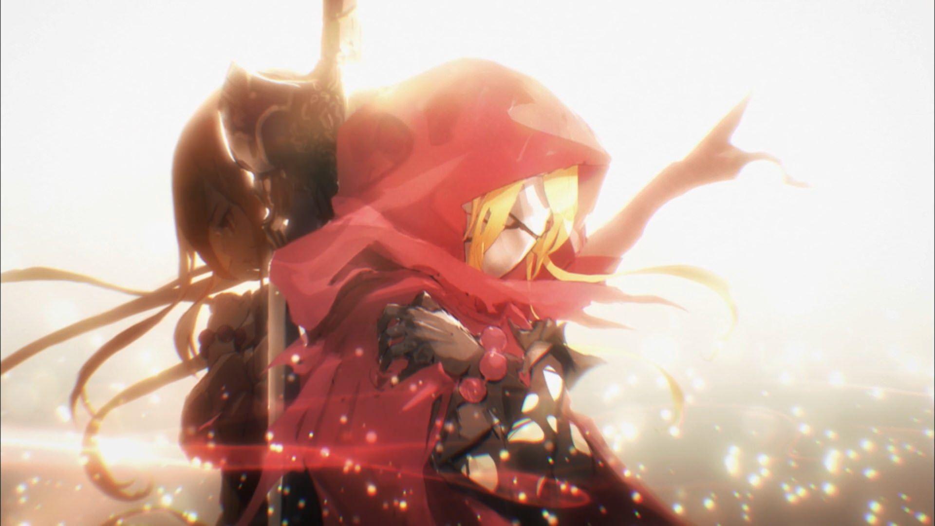 Overlord Ed Screen Shot Anime Artwork Anime Anime Titles