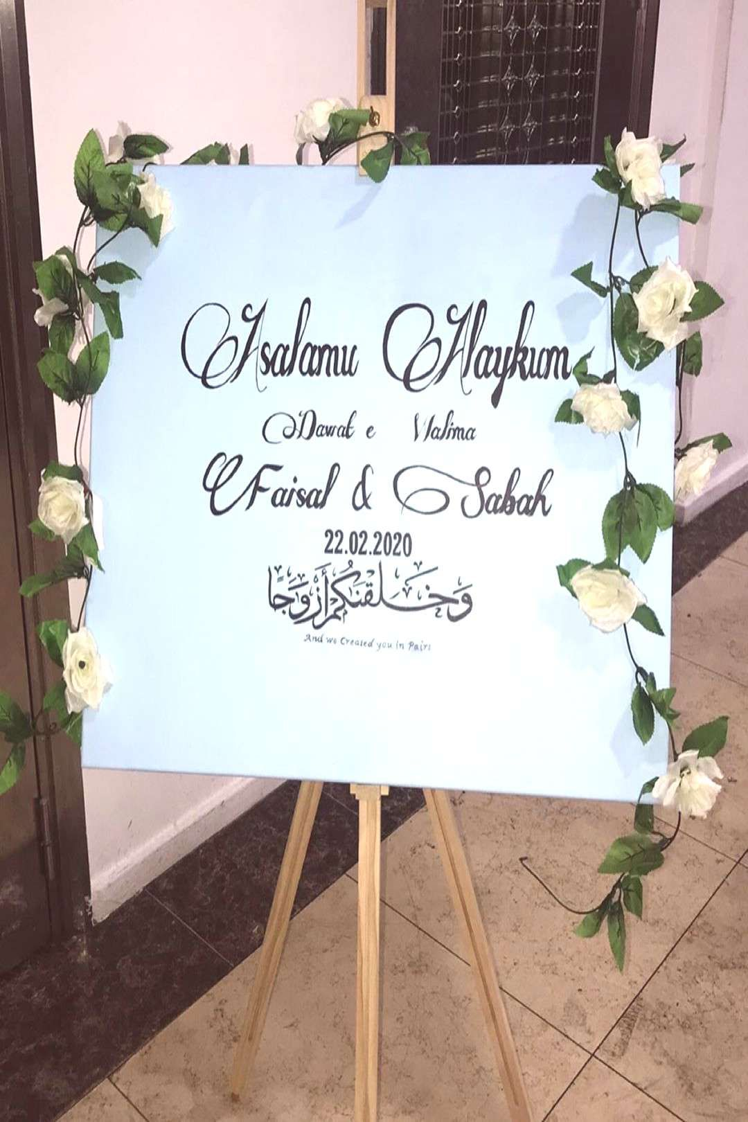 #trusting #special #family #canvas #thank #plant #with #this #for #you #me #a For a special family thank you for trusting me with this canvas *You can find Wedding signs and more on our website.For a special family thank you for trust...