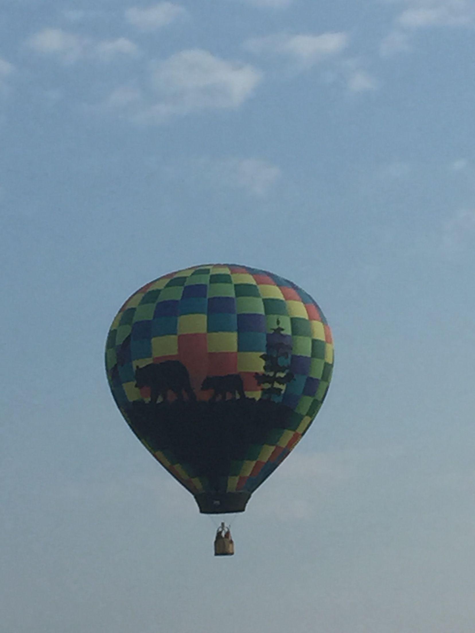 New Jersey Festival of Ballooning at SolbergHunterdon