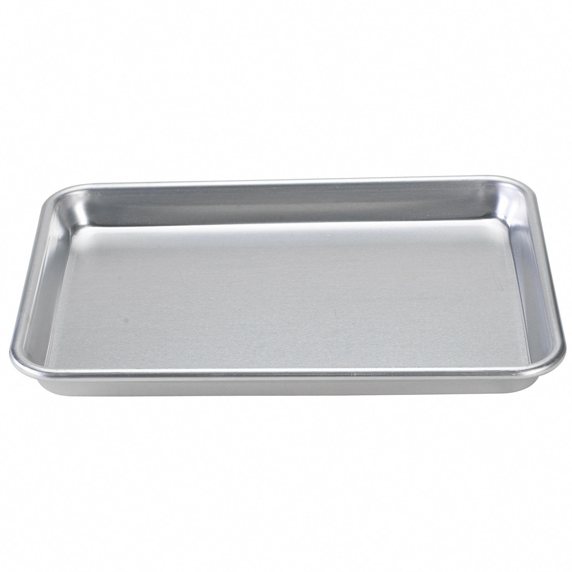 Nordic Ware 45300 13 X 9 X 1 Quarter Sheet Baking Pan Bkrs Qtr Sheet 13x9 Silver Aluminum Size 9 X 13 Metal Nordic Ware Baking Pans Aluminum Bakeware