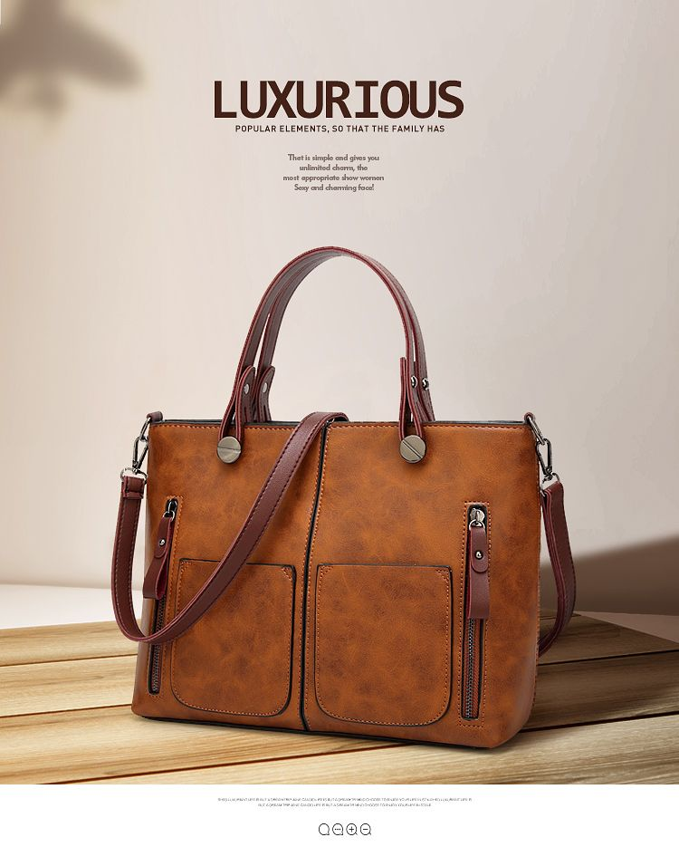 31daafa91fb Hot! Vintage Women Shoulder Bag Female Causal Totes for Daily ...