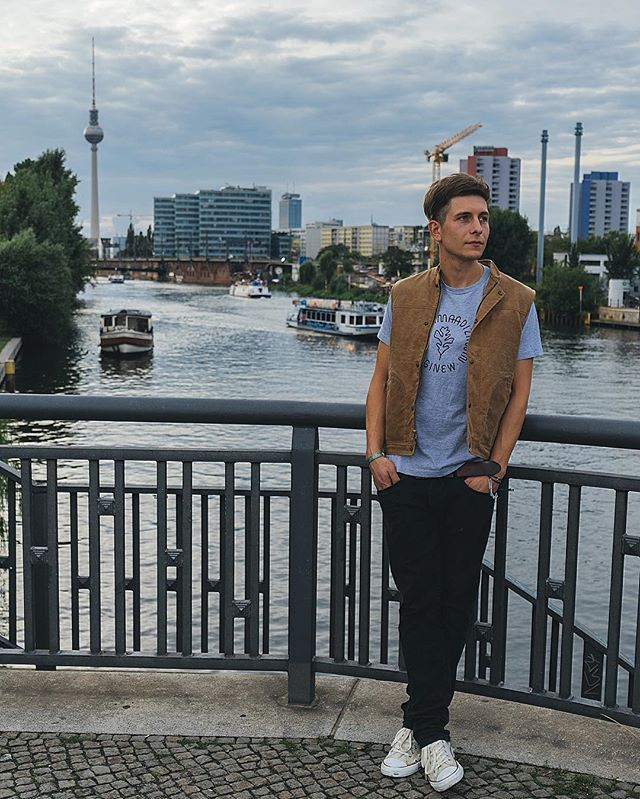 Rad! Another great shot from Berlin 〰 〰📸 @jusufrinderknecht