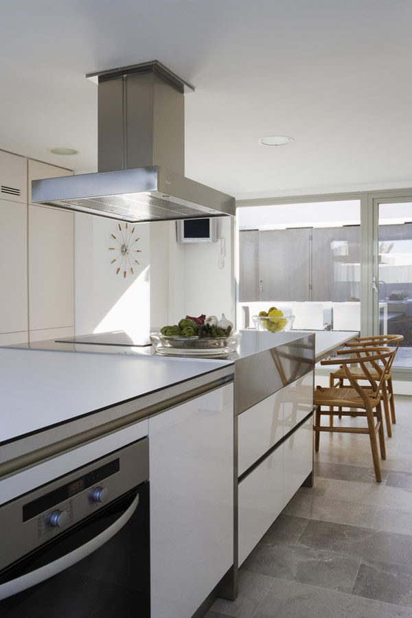 Penthouse de dos Niveles Con Espacios Verdes y Cautivador Diseño ...