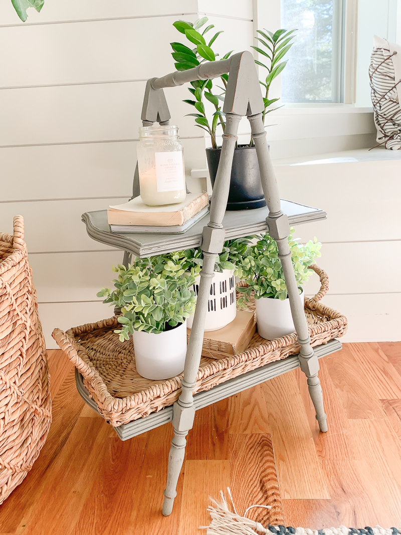 Table Makeover with Chalk Paint - Sarah Joy
